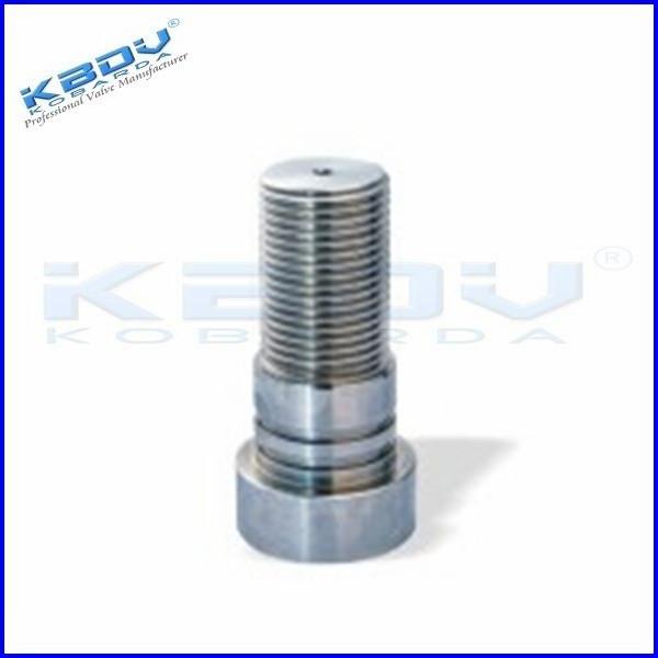 Metal valve stems
